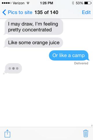 like a camp